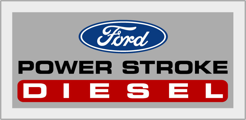 cool ford powerstroke logos