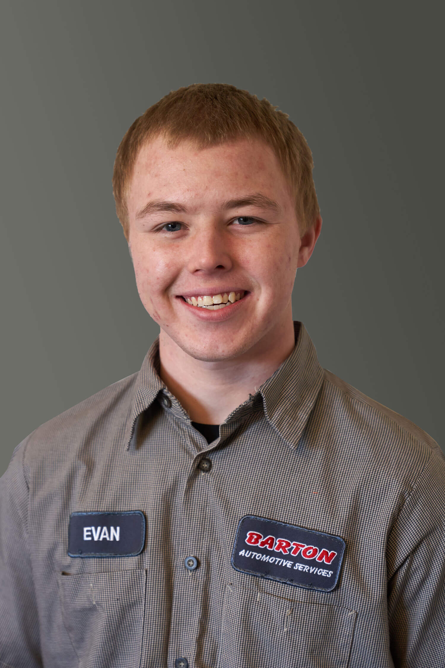 Evan Bromm | Technician