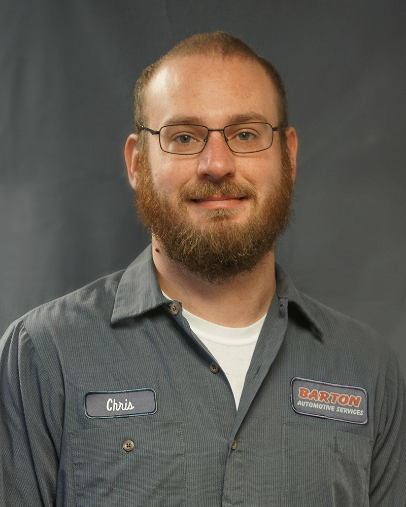 Chris Taylor | ASE Technician